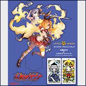 キャラクターアクリルフィギュア(太陽あかり&シルヴィア・レンハート)